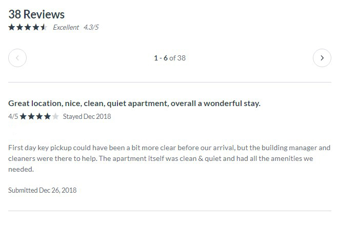can you edit airbnb reviews