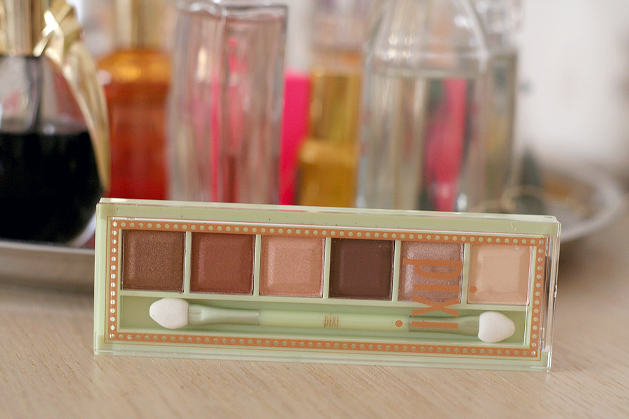 pixi mesmerizing mineral palette review