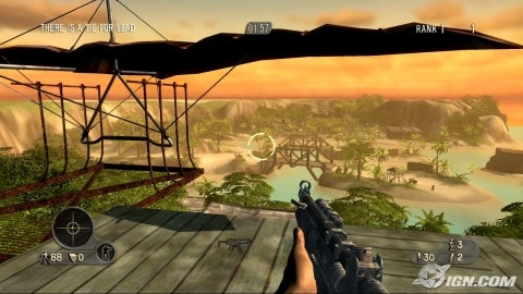 far cry instincts predator xbox 360 review