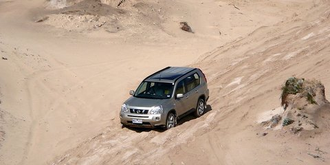 nissan x trail 2008 review