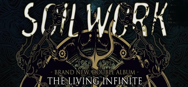 soilwork the living infinite review