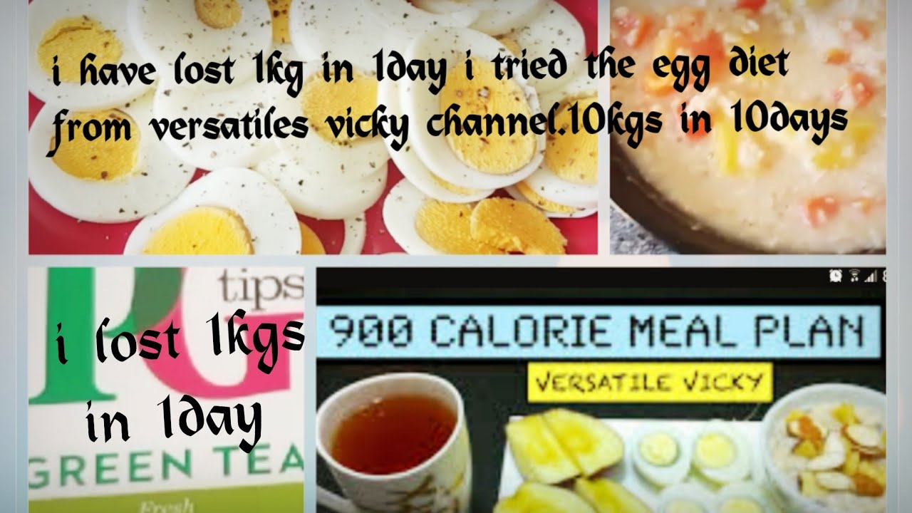 versatile vicky egg diet plan reviews