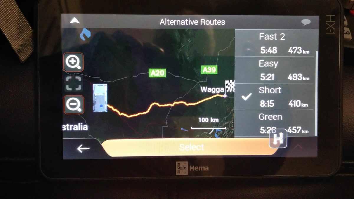 hema hx 1 navigator review