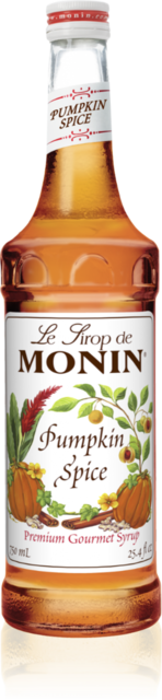 monin pumpkin spice syrup review