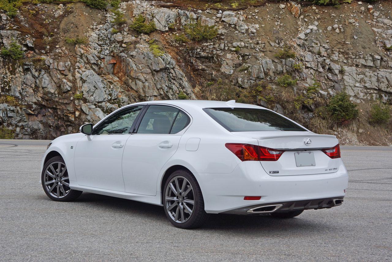 2015 lexus gs 350 review