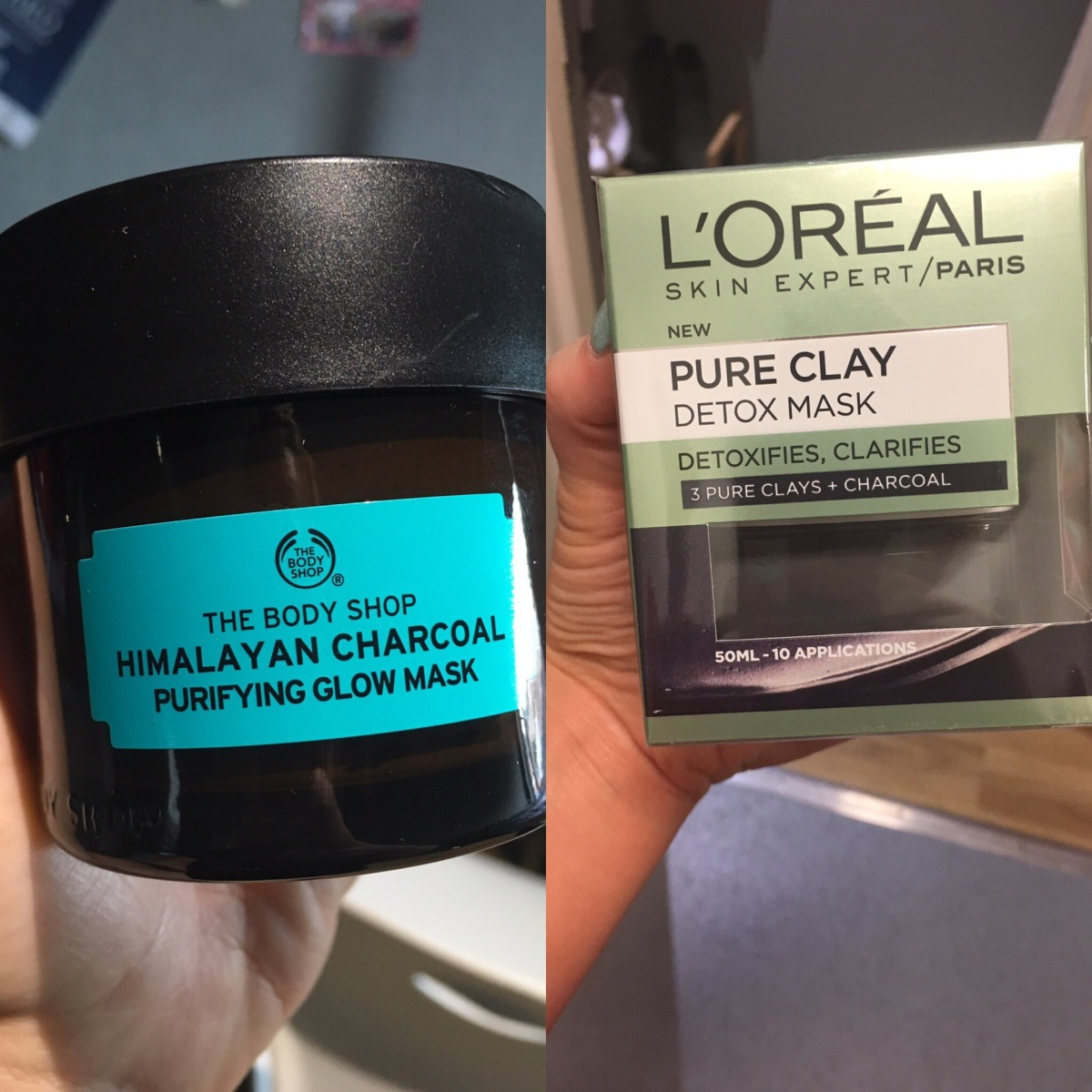 himalayan clay mask body shop review