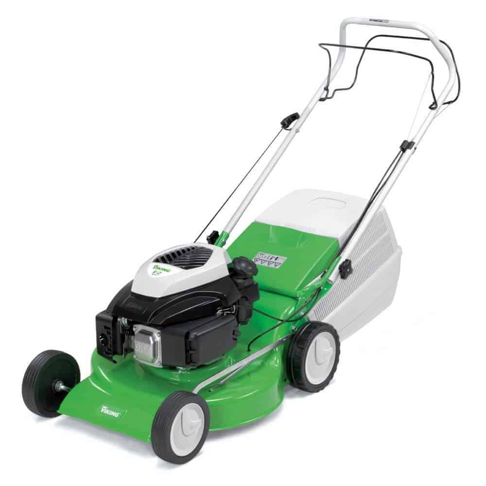 ryobi self propelled petrol lawn mower review