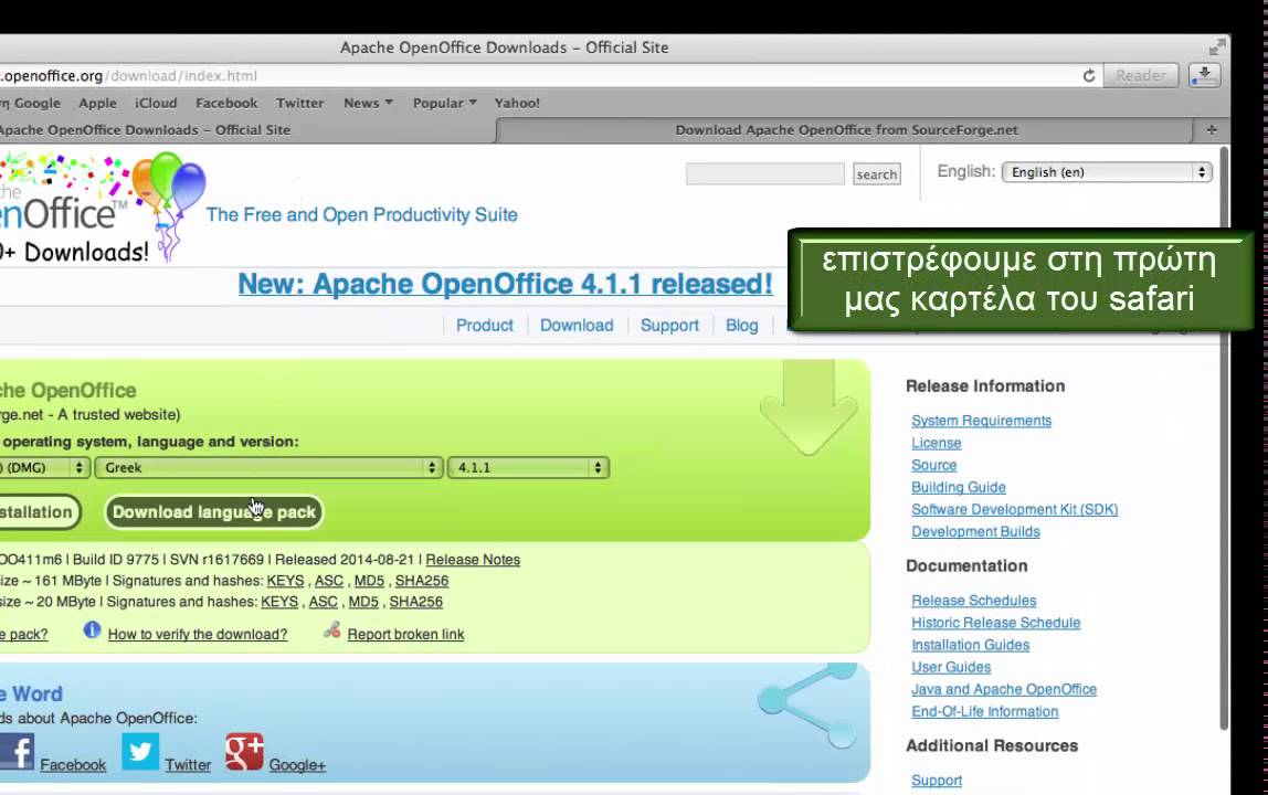 apache openoffice for mac review