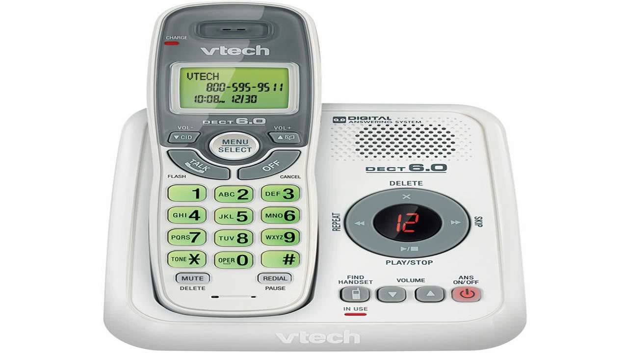 vtech dect 6.0 cordless phone reviews