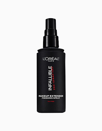 l oreal infallible makeup setting spray reviews