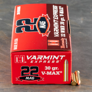 hornady 22 mag vmax review