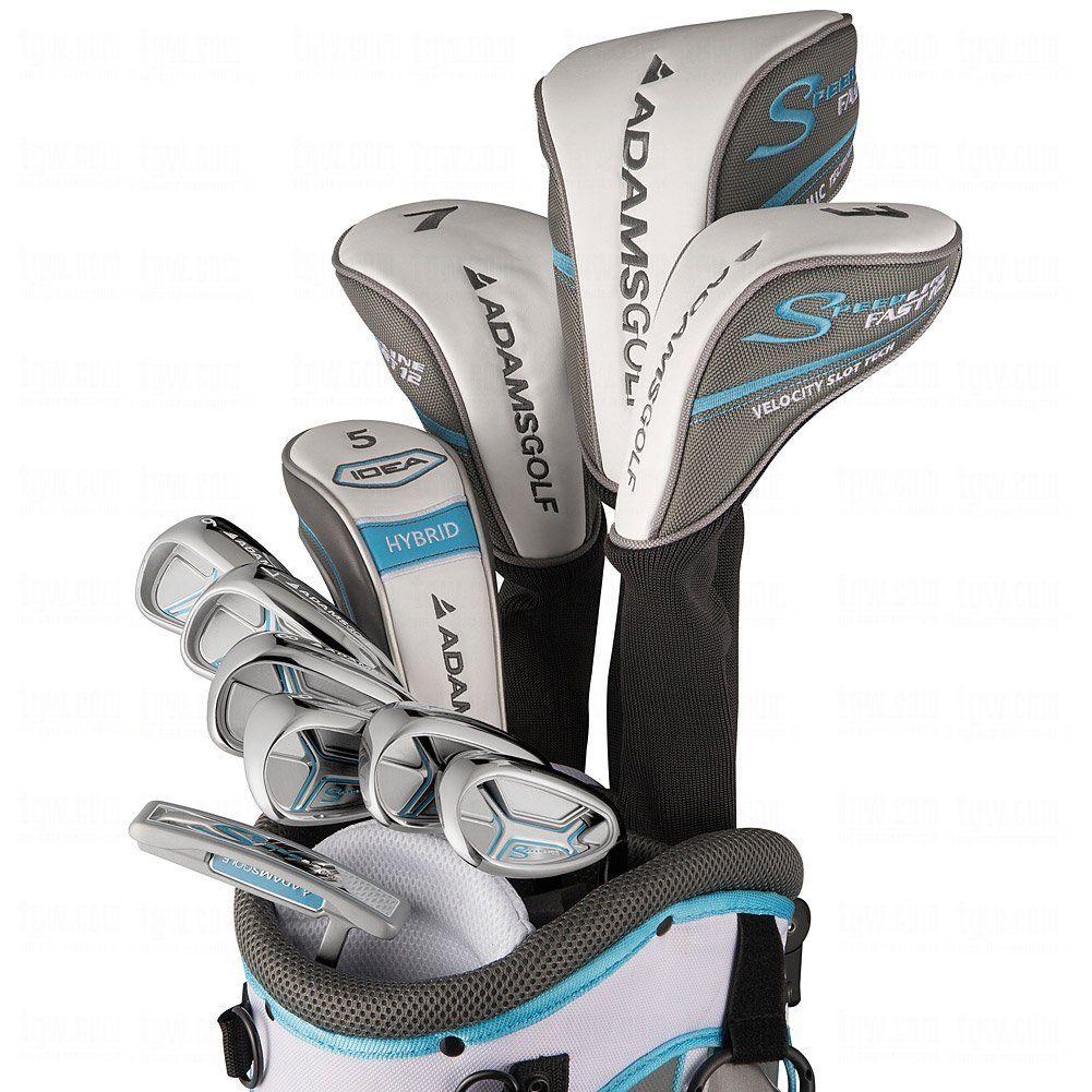 adams idea womens golf clubs reviews