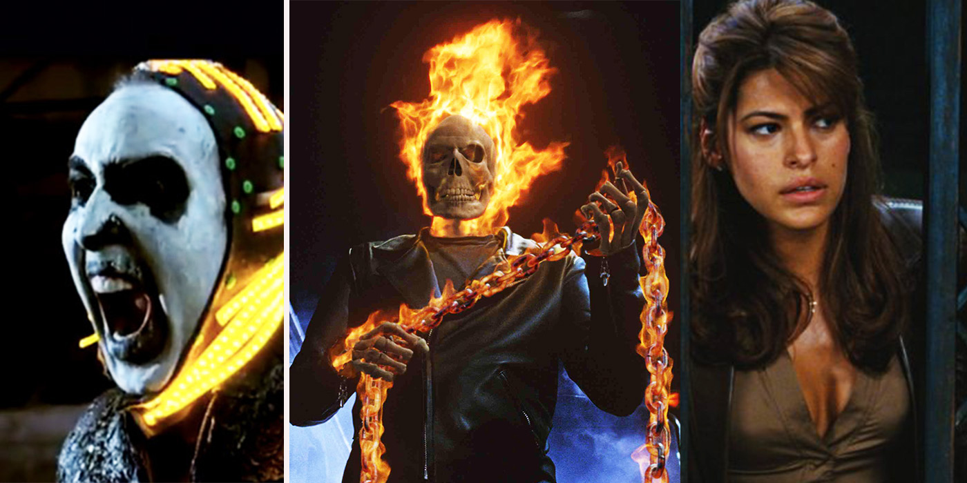 ghost rider 2 movie review