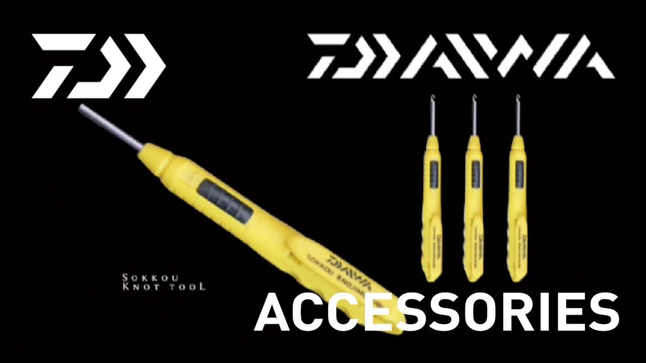 daiwa sokkou knot tool review