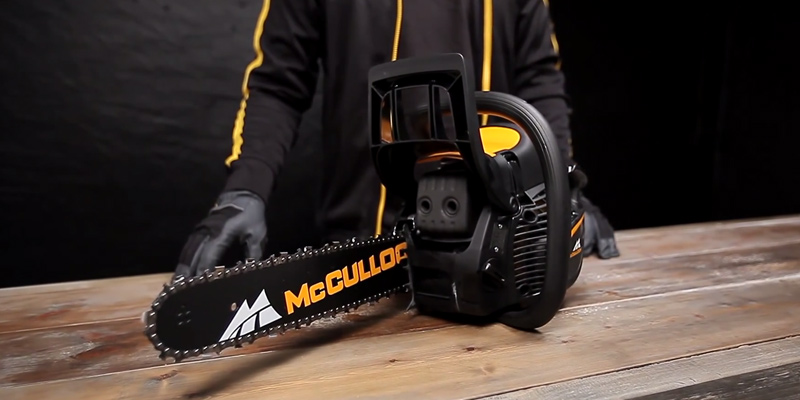 mcculloch cs 370 chainsaw review
