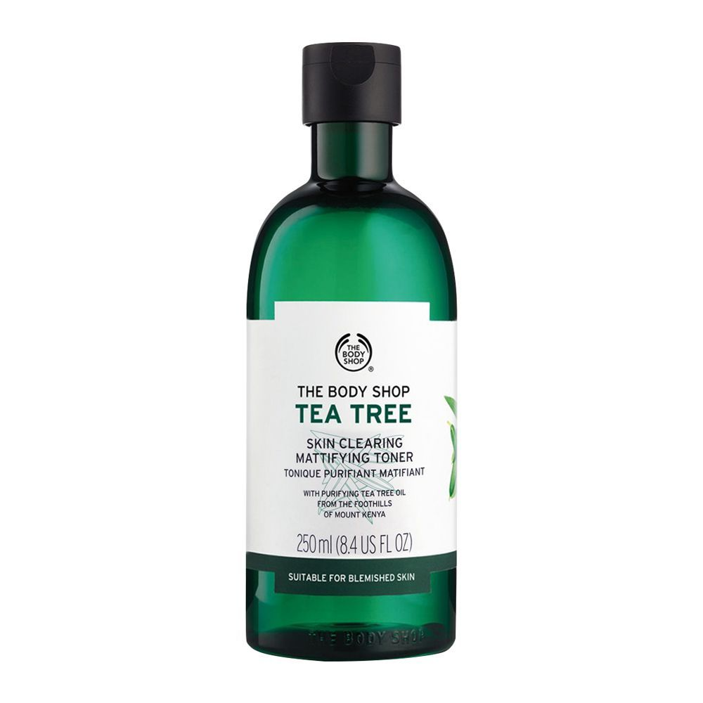 body shop tea tree toner review indonesia