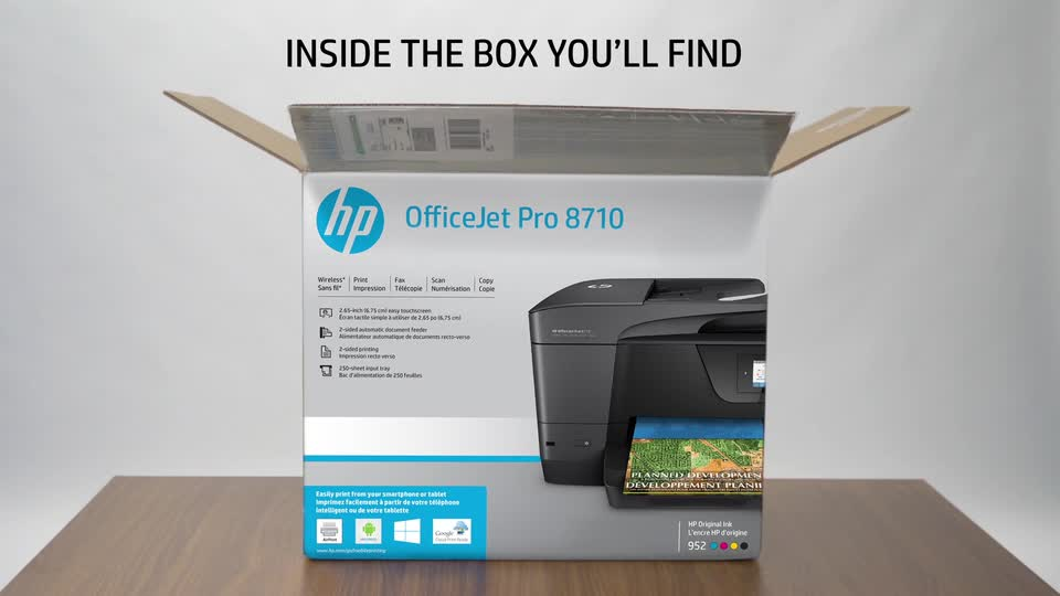 hp officejet pro wireless inkjet mfc printer 8710 review