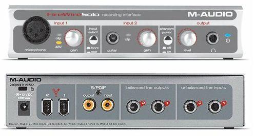 m audio firewire audiophile review