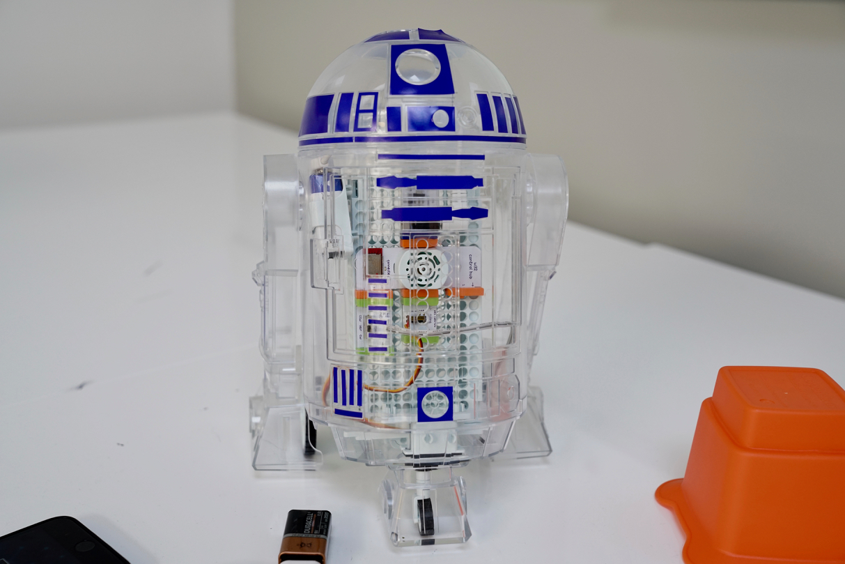 star wars droid inventor kit review