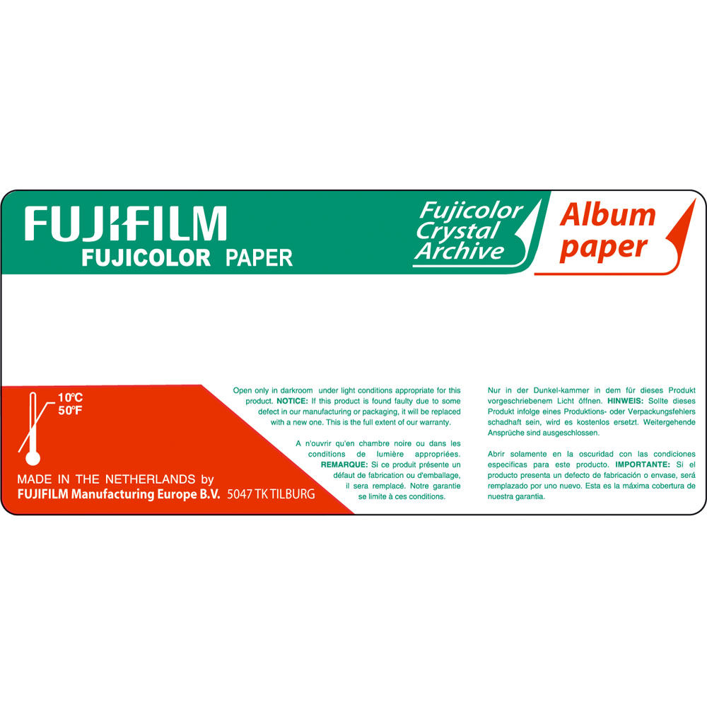fujifilm crystal archive paper review