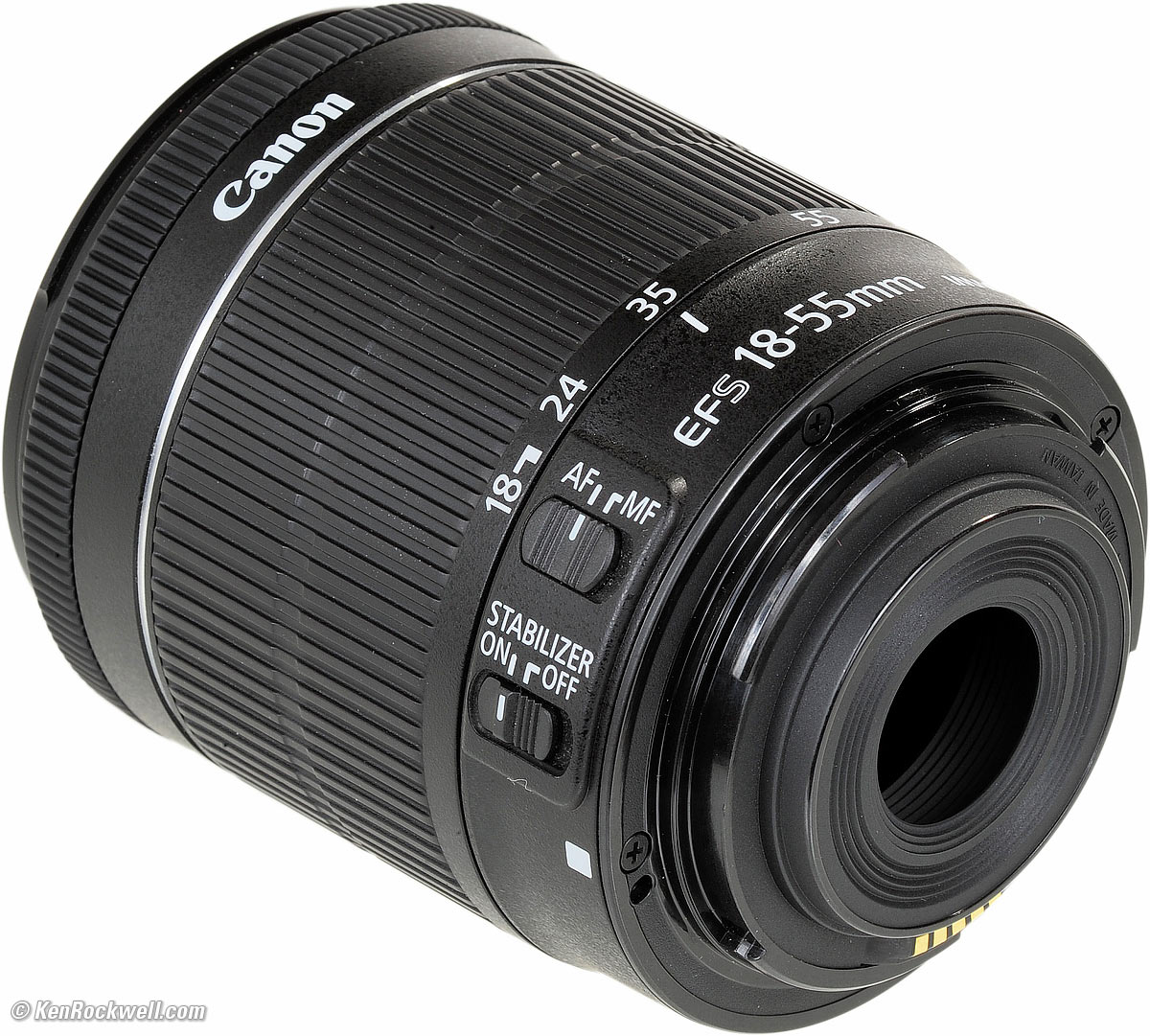 canon 18 55 iii review