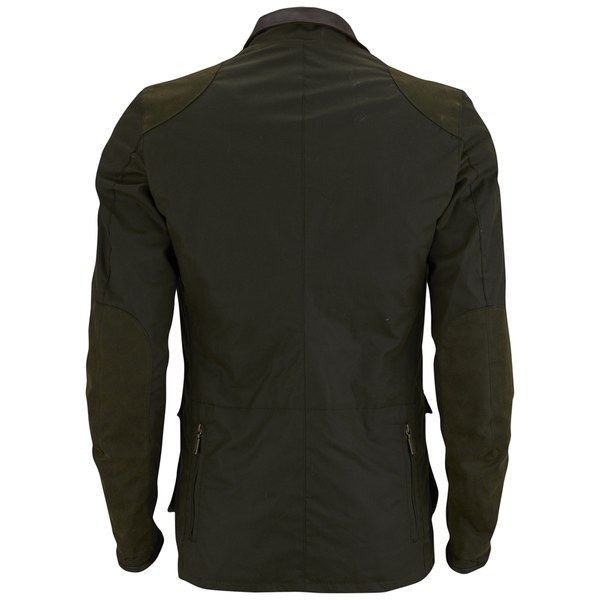 barbour beacon sports jacket review