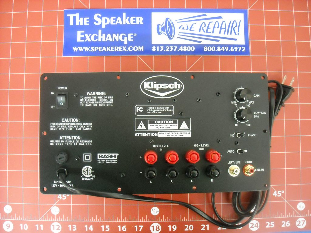 klipsch synergy sub 12 review