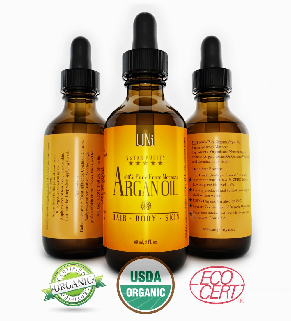 organic world moroccan argan oil review