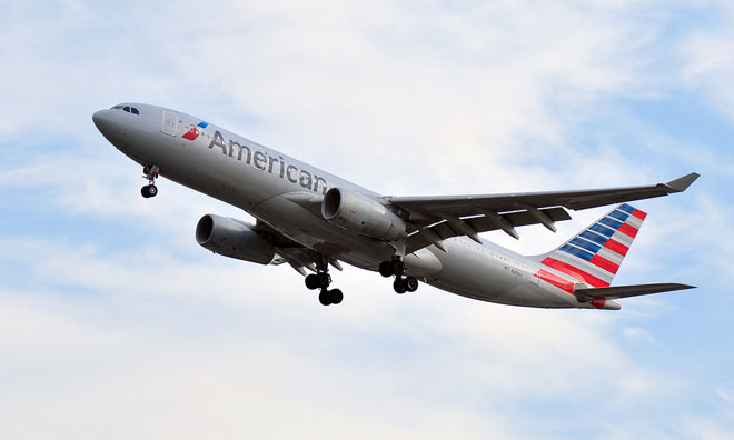 american airlines international flights reviews