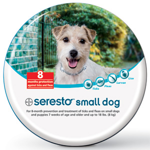 seresto flea and tick collar for dogs reviews