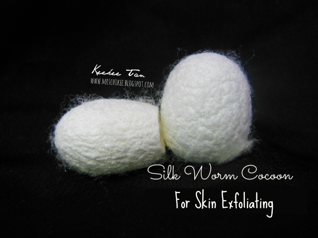 silk cocoons for face review