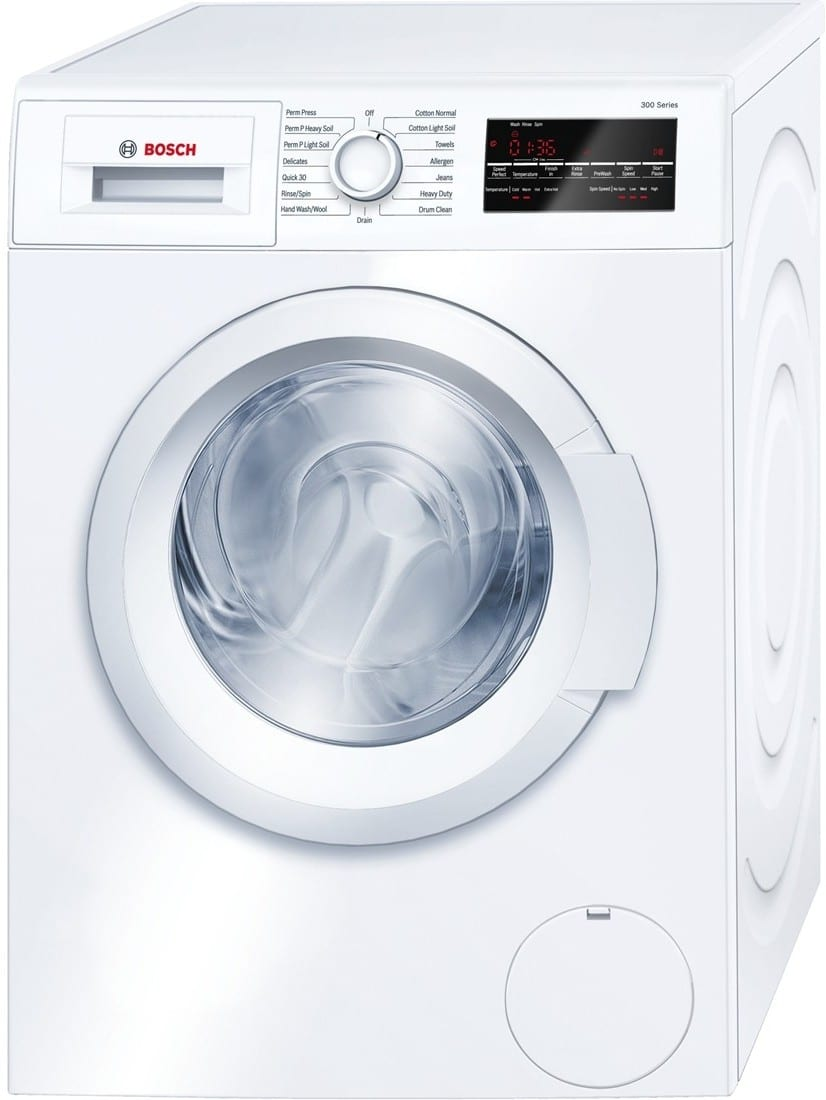 bosch 7kg front load washer review