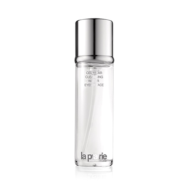 la prairie cellular cleansing water eyes face review
