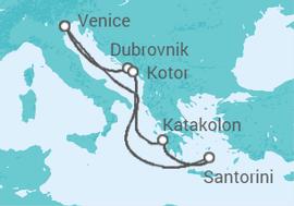 royal caribbean greece cruise reviews