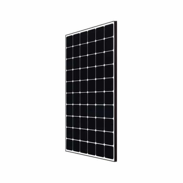 lg neon 2 solar panel review