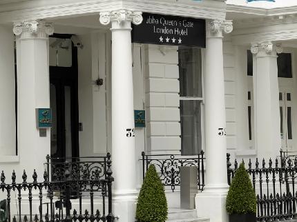 queens gate hotel london reviews
