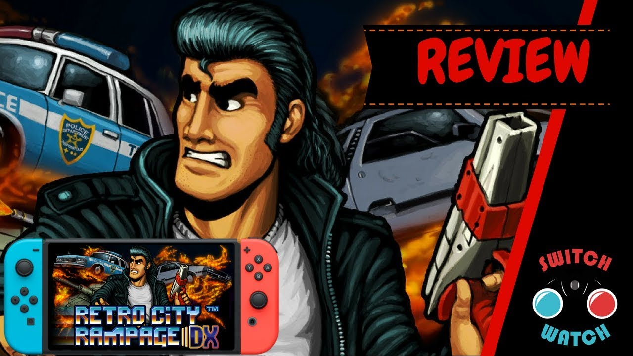 retro city rampage dx review