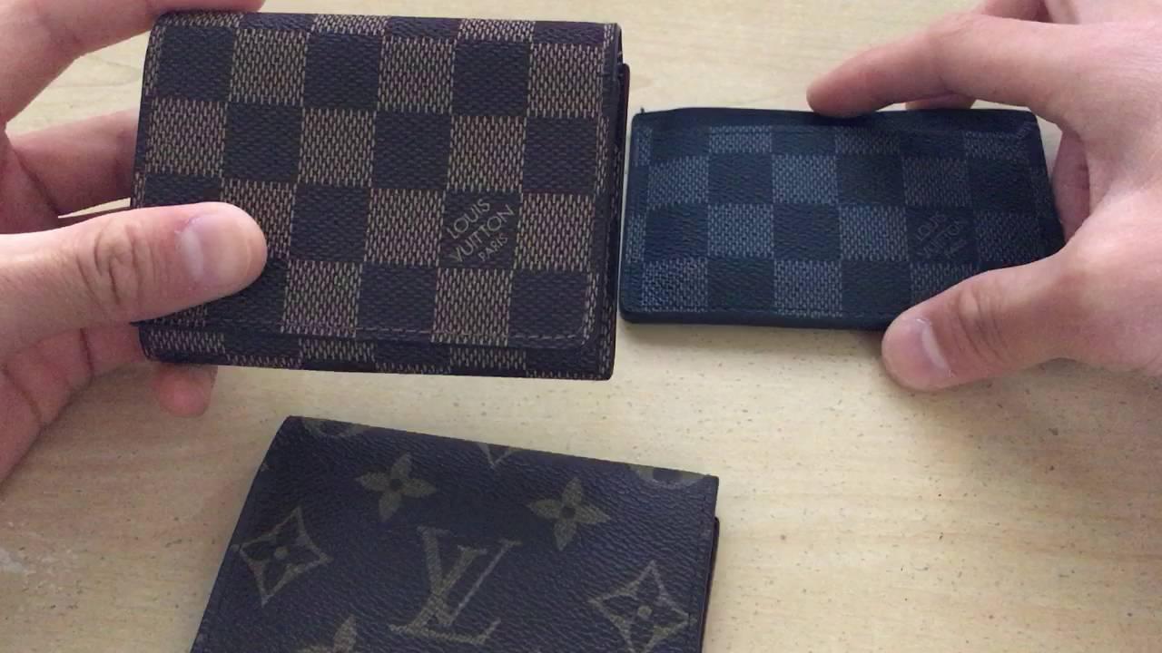 louis vuitton mens wallet review