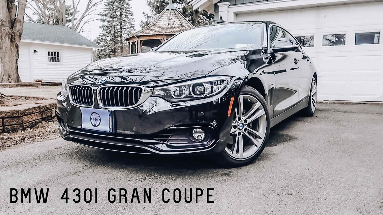 bmw 430i gran coupe review