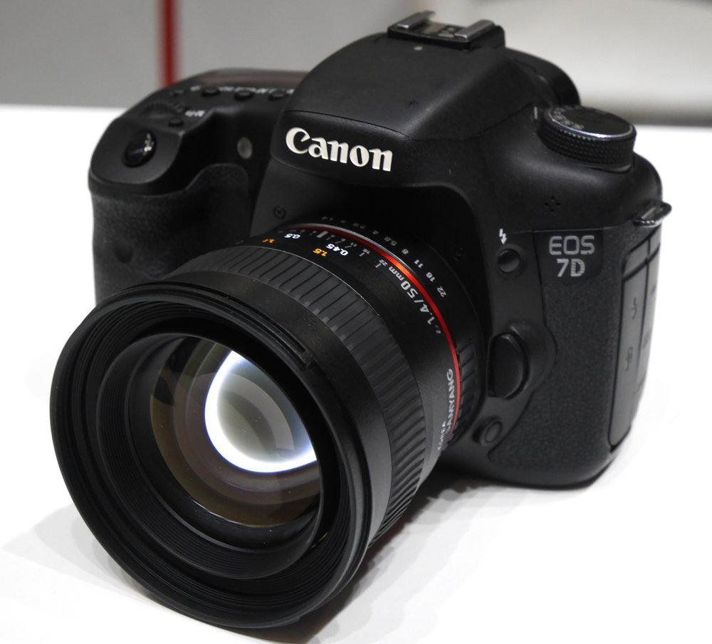 samyang 50mm f 1.4 as umc review
