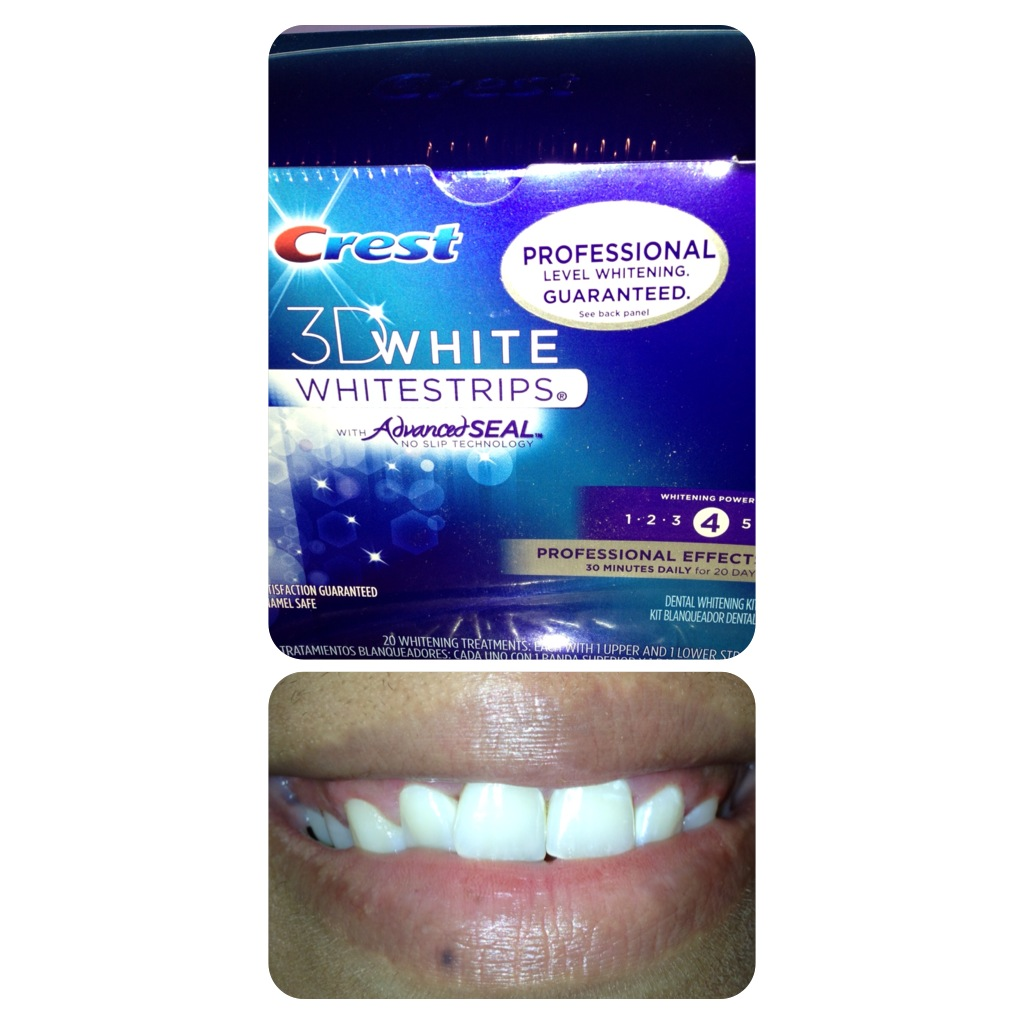 crest white strips express reviews