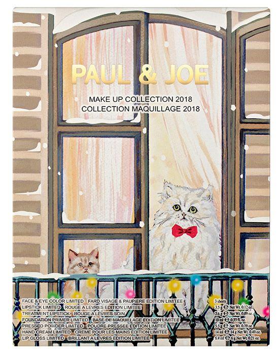 paul and joe makeup review
