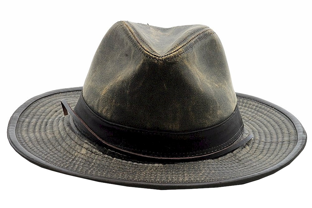 dorfman pacific weathered cotton outback hat review