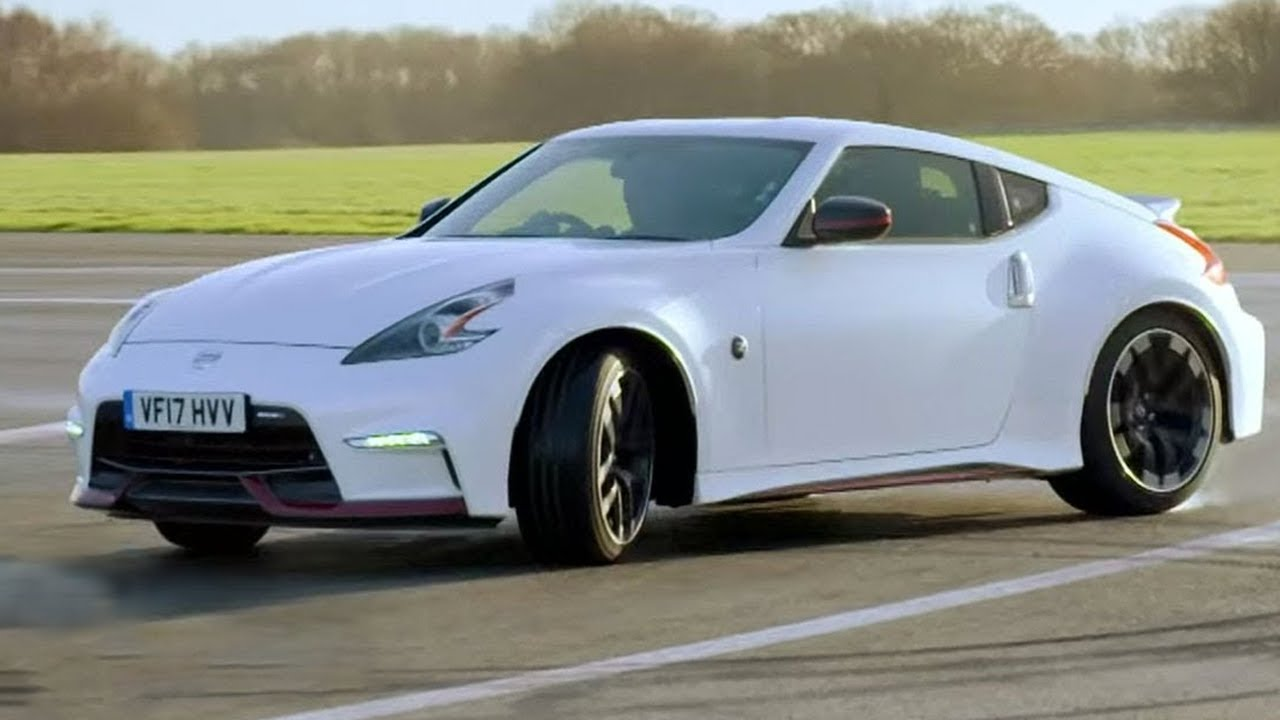 nissan 370z nismo review top gear