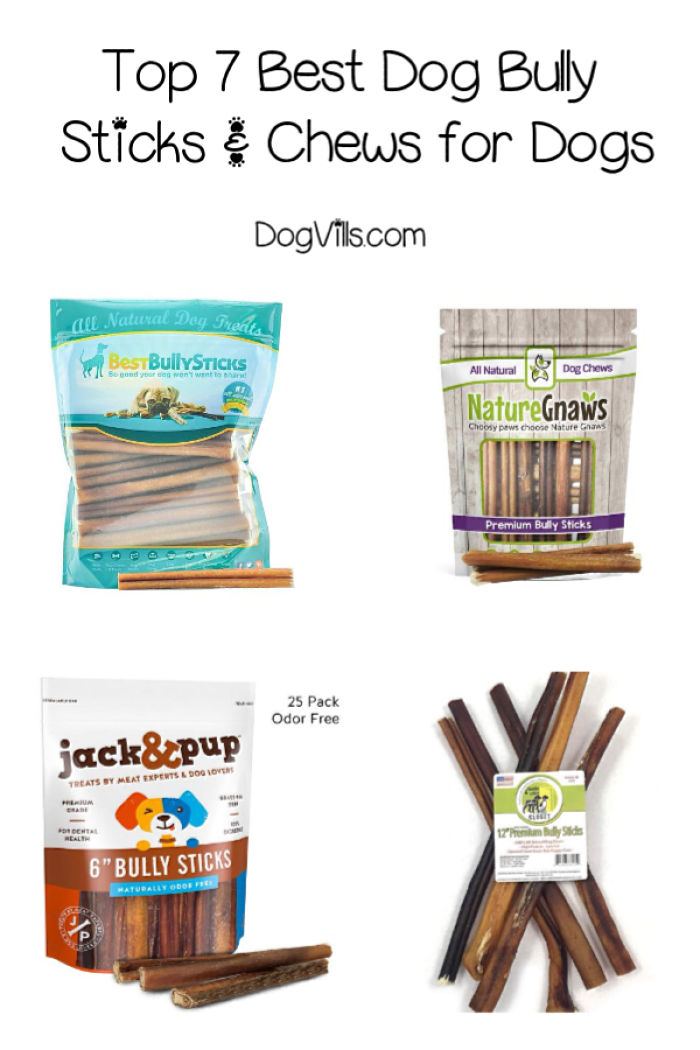 bully sticks for dogs reviews