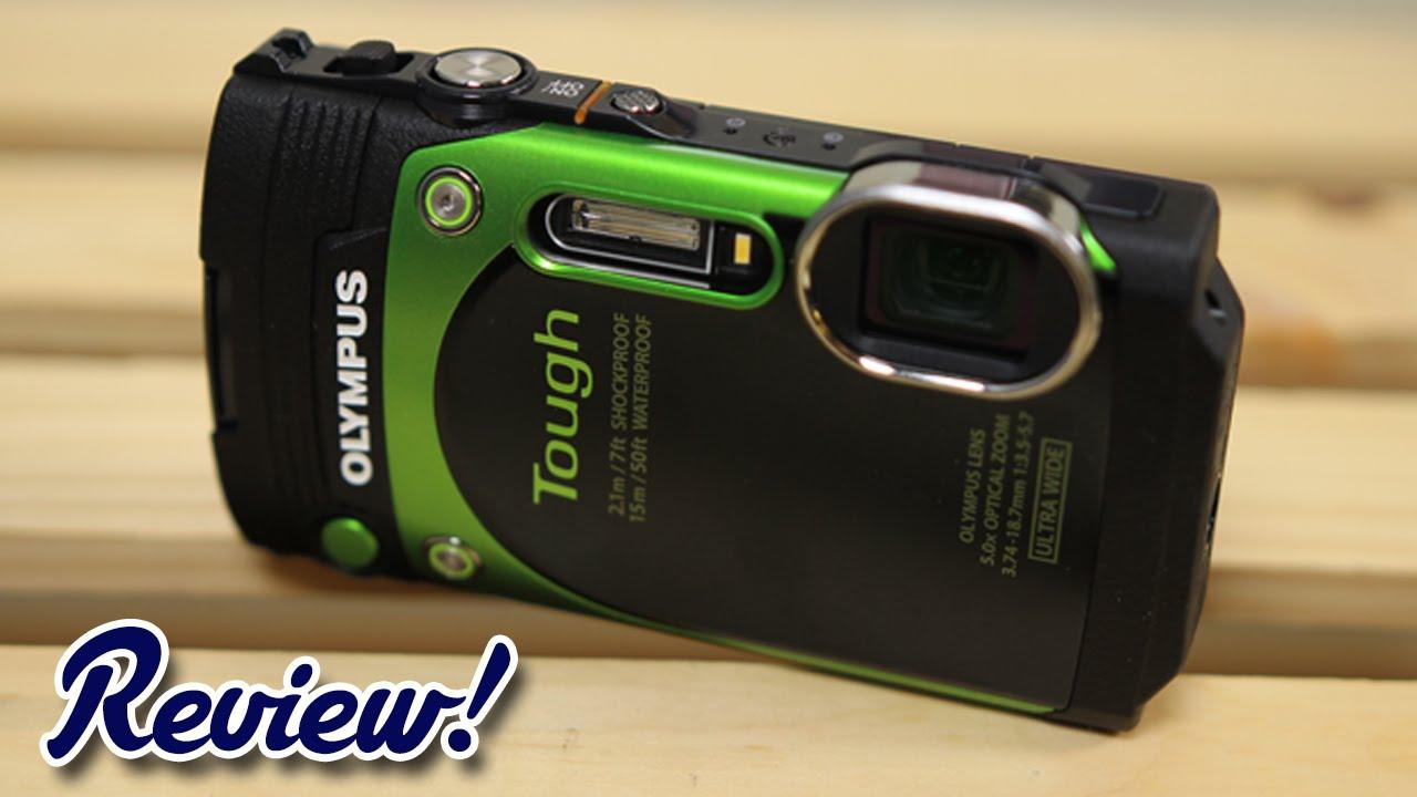 olympus stylus tg 870 review