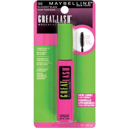 maybelline great lash mascara review