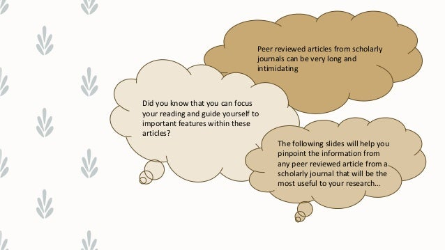 google scholar peer reviewed journals