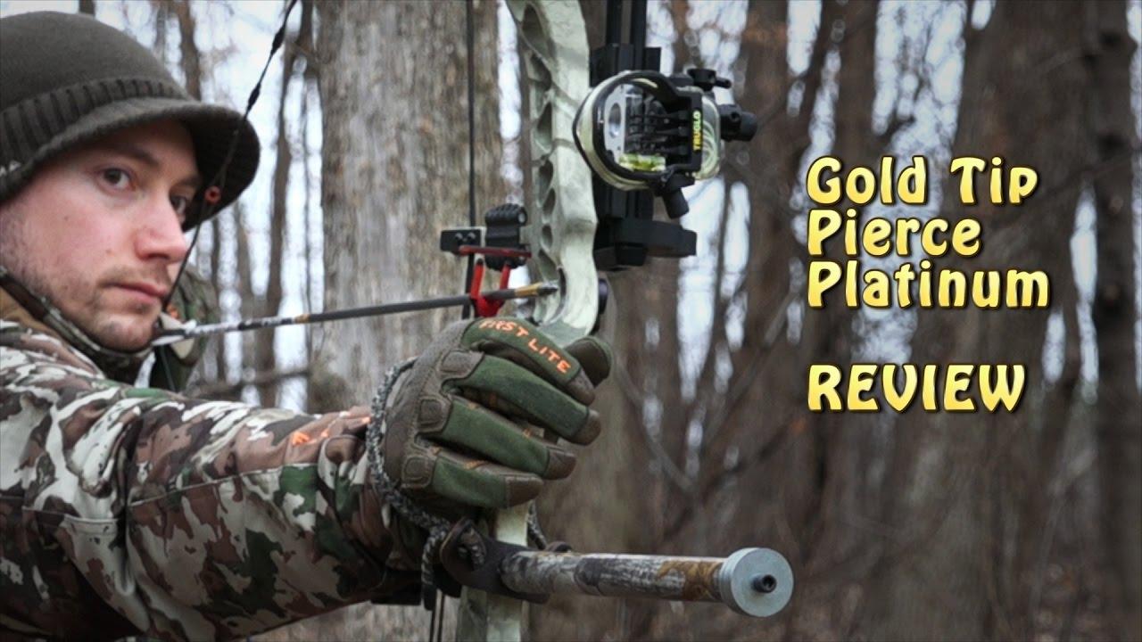 gold tip kinetic pierce platinum review