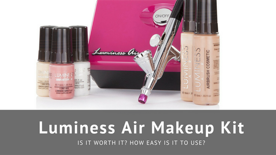 reviews on luminess air beauty system